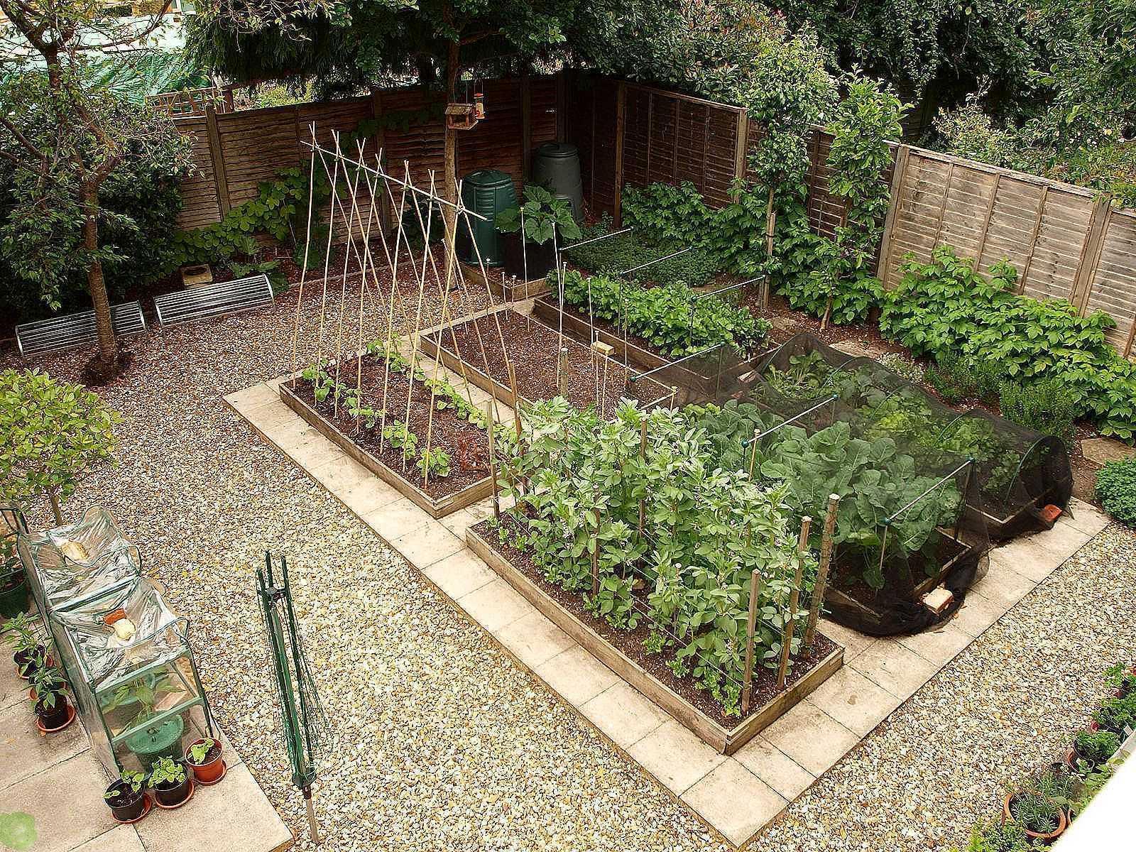 Как сделать огород совершенным