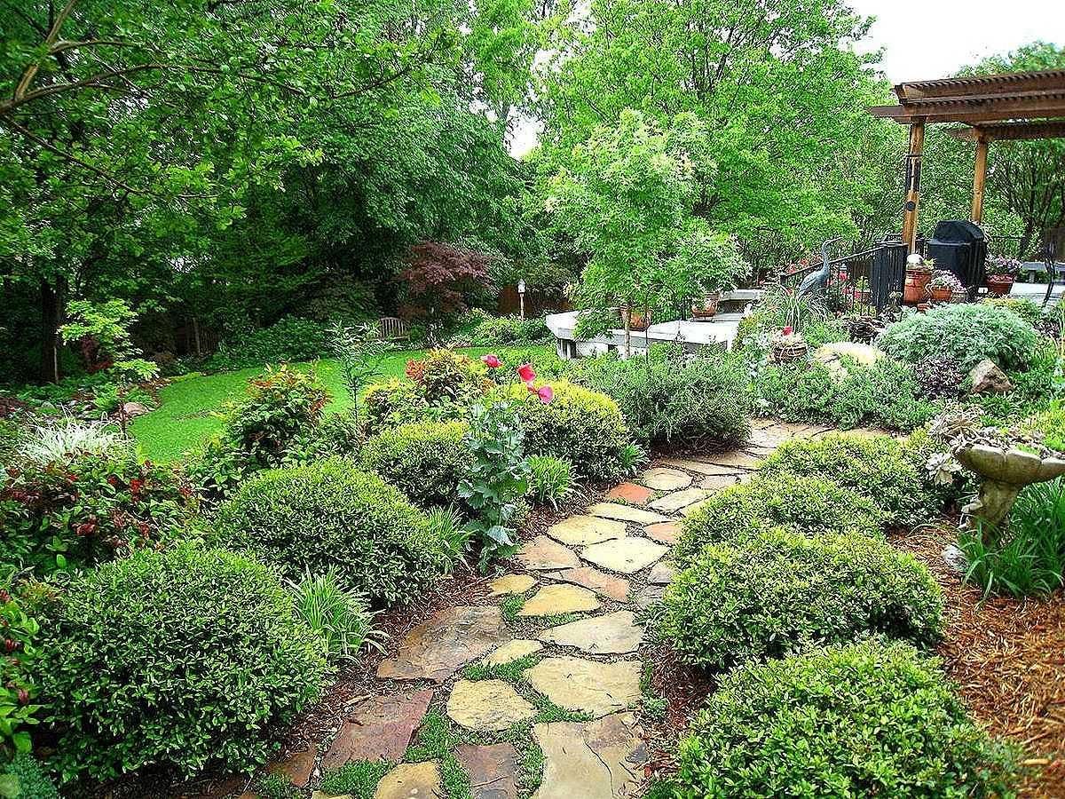 5 способов сделать красивый сад
